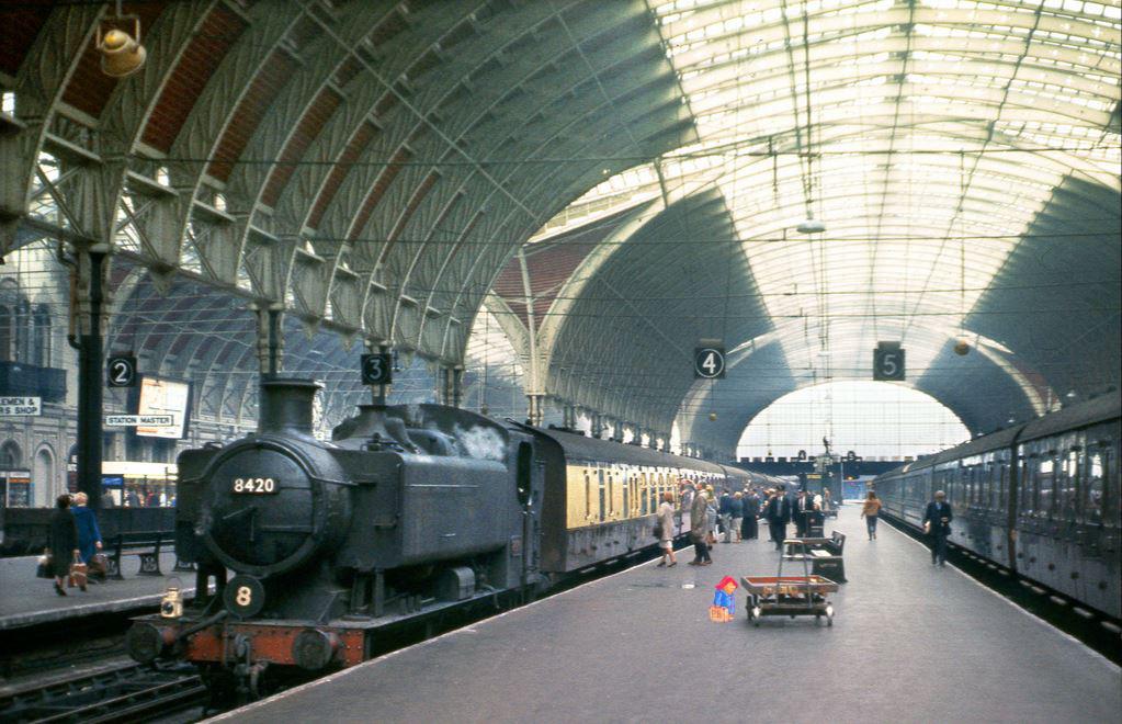 Paddington 1962