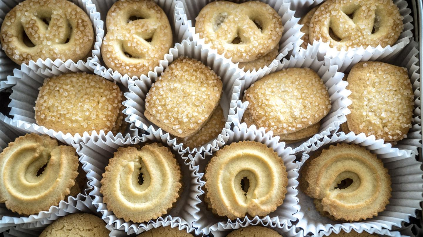 Royal Dansk Butter Cookies